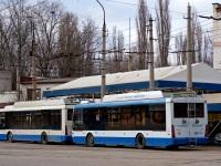 Крым. ТролЗа-5265.00 №9001, ТролЗа-5265.00 №002