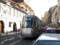 Прага. Škoda 14T №9136