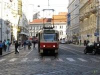 Прага. Tatra T3 №8452