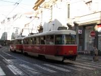 Прага. Tatra T3 №8319