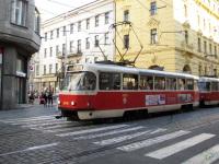 Прага. Tatra T3 №8456