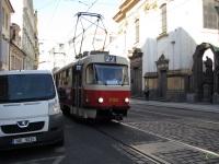 Прага. Tatra T3SUCS №7083