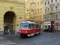 Прага. Tatra T3 №8414