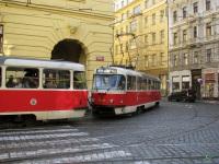 Прага. Tatra T3 №8415