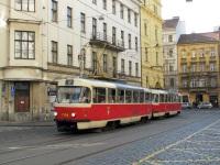 Прага. Tatra T3 №7184, Tatra T3 №7185