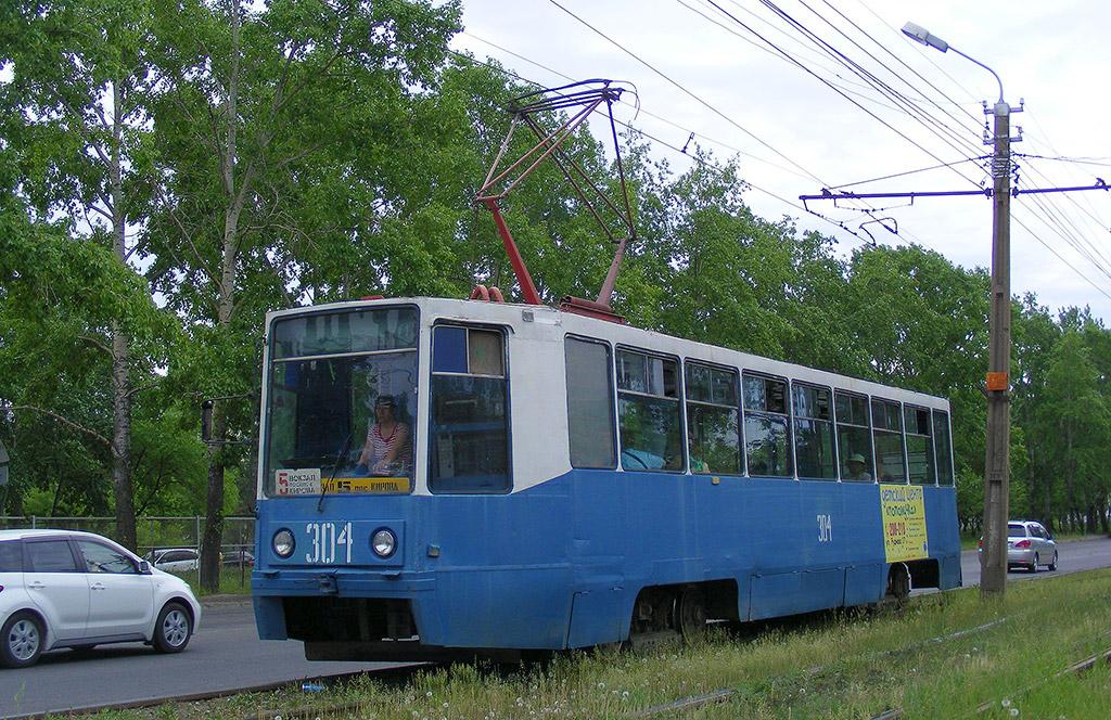 Хабаровск. 71-608К (КТМ-8) №304