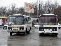Таганрог. ПАЗ-32053 ак271, ПАЗ-32054 о496мт