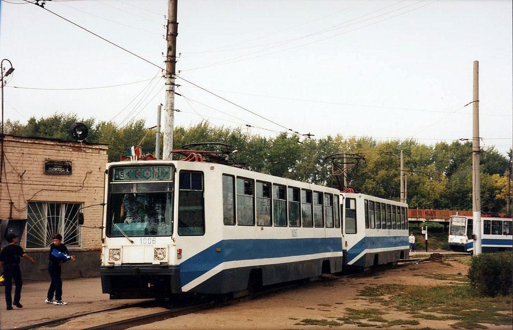 Казань. 71-608К (КТМ-8) №1006, 71-608К (КТМ-8) №1005