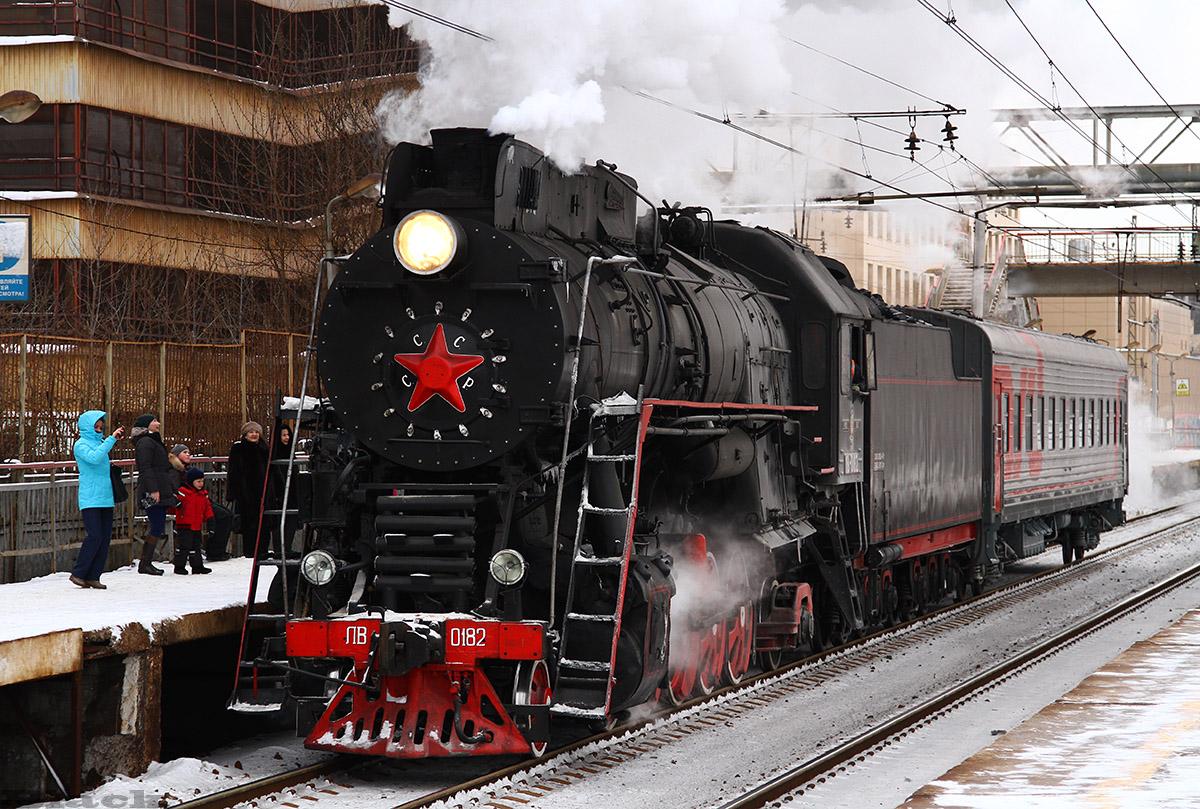 Москва. ЛВ-0182