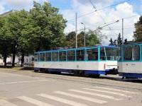 Рига. Tatra T6B5 (Tatra T3M) №35130