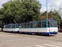 Рига. Tatra T6B5 (Tatra T3M) №35141