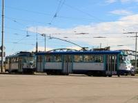 Рига. Tatra T3A №30743