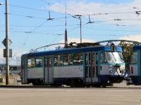 Рига. Tatra T3A №30754
