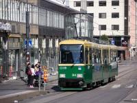 Хельсинки. Valmet Nr II №94