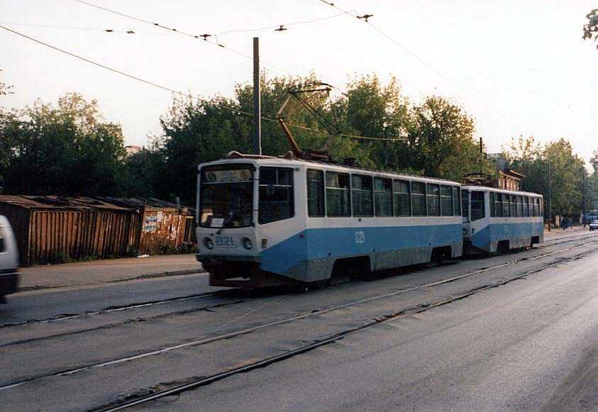 Пермь. 71-608КМ (КТМ-8М) №021, 71-608КМ (КТМ-8М) №023