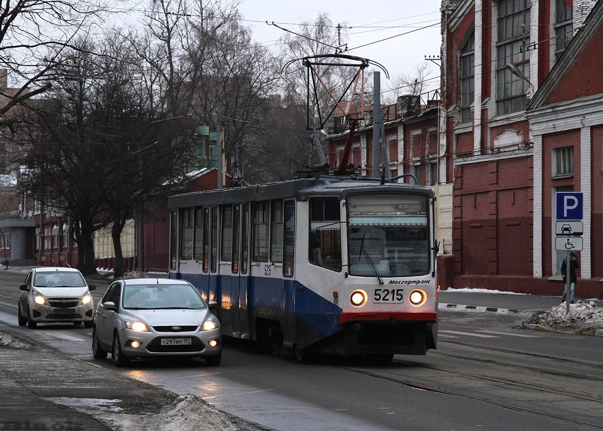 Москва. 71-608КМ (КТМ-8М) №5215