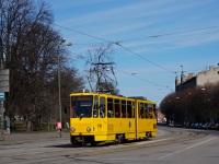 Таллин. Tatra KT4D №158
