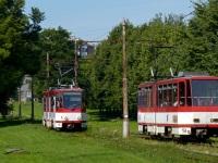 Таллин. Tatra KT4D №170, Tatra KT4D №164