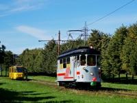 Таллин. Двухосный моторный вагон №Т-4