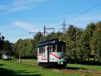 Таллин. Двухосный моторный вагон №Т-18