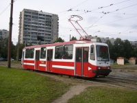 Санкт-Петербург. 71-134А (ЛМ-99АВ) №7303