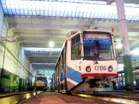 Москва. 71-608КМ (КТМ-8М) №1206, Tatra T3SU №1538