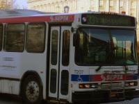 Филадельфия. Neoplan AN460A №7207