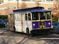 Филадельфия. (автобус - модель неизвестна) №195