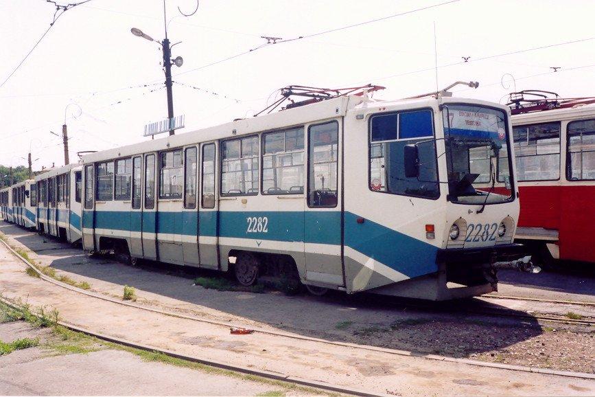 Магнитогорск. 71-608КМ (КТМ-8М) №2282, 71-608КМ (КТМ-8М) №2283