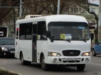 Таганрог. Hyundai County LWB м370нс