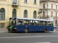 Будапешт. Ikarus 415 BPI-503