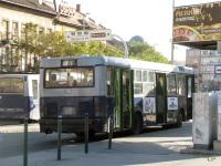 Будапешт. Ikarus 415 BPI-381