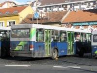 Будапешт. Ikarus 415 BPO-713