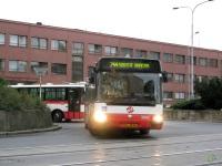 Прага. Irisbus Agora S/Citybus 12M ALC 28-24