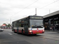 Прага. Renault Agora S/Karosa Citybus 12M AKA 52-43