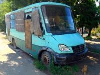Николаев. ГалАЗ-3207 BE5381AA