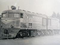 Комсомольск-на-Амуре. ТЭ2-438