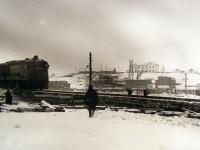 Комсомольск-на-Амуре. ТЭ2-б/н