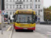 Варшава. Scania OmniCity WM 84172