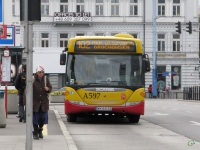 Варшава. Scania OmniCity WM 84102