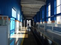 Гродно. Новая мойка, открытая в марте 2014 года