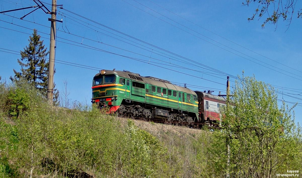Приозерск. М62-1667