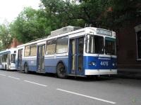 Москва. ЗиУ-682ГМ №4476