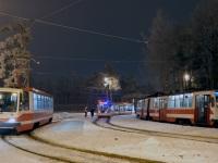 Санкт-Петербург. 71-134К (ЛМ-99К) №0422, ЛВС-86Т №3208