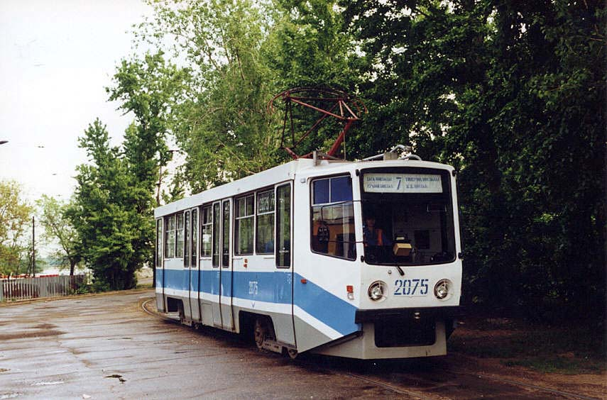 Казань. 71-608КМ (КТМ-8М) №2075