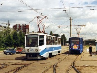 Казань. 71-608КМ (КТМ-8М) №1025, 71-608КМ (КТМ-8М) №2076