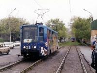 Владивосток. 71-608К (КТМ-8) №317
