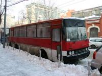 Москва. Ikarus 256 а596он