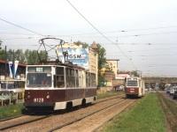 Санкт-Петербург. ЛВС-86К №8120, ЛМ-68М №1571