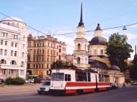 Санкт-Петербург. ЛВС-86К №8132